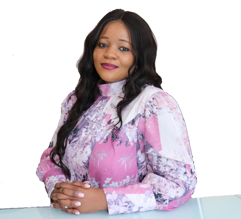 Ms Olu Luthaga